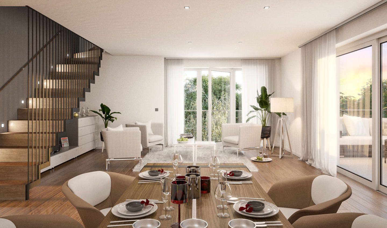 Immobilienprojekt Gersthofen 2020
