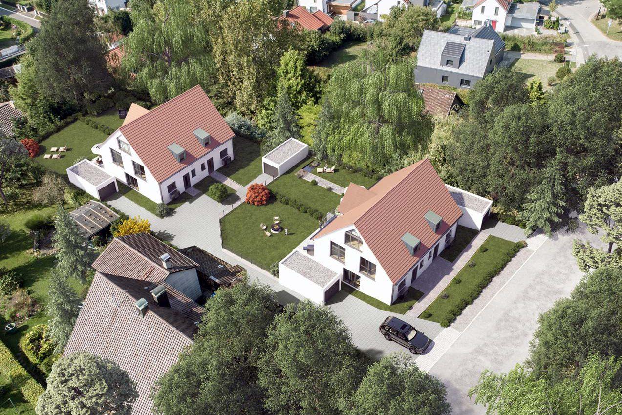 Immobilienprojekt am Ammersee 2020
