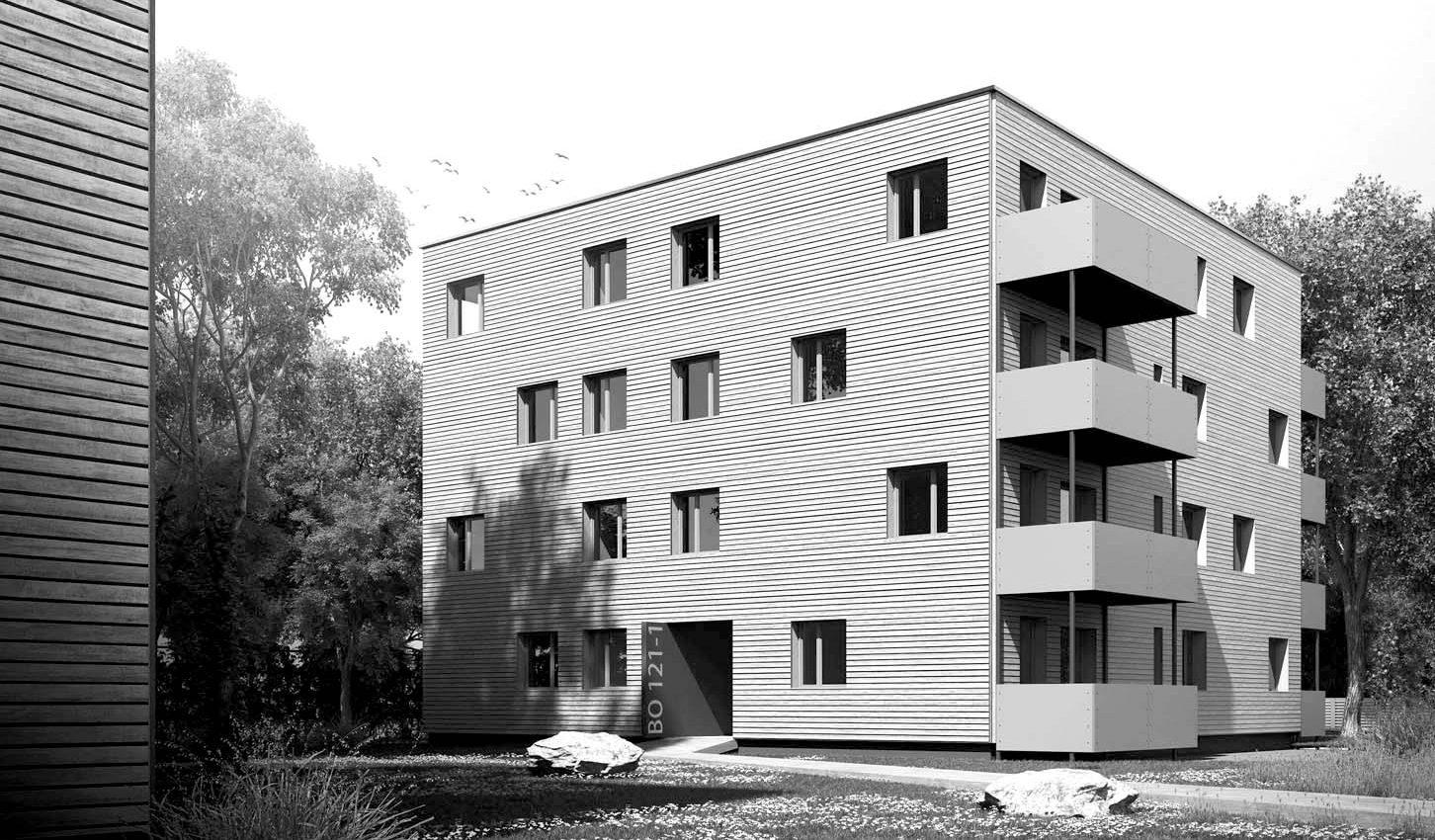 Architekturvisualisierung Stuttgart 2020