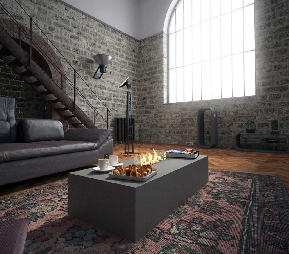 3D Innenraumvisualisierung 2020