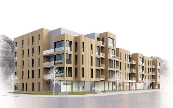 Architekturwettbewerb Cronstetten-Haus 2020