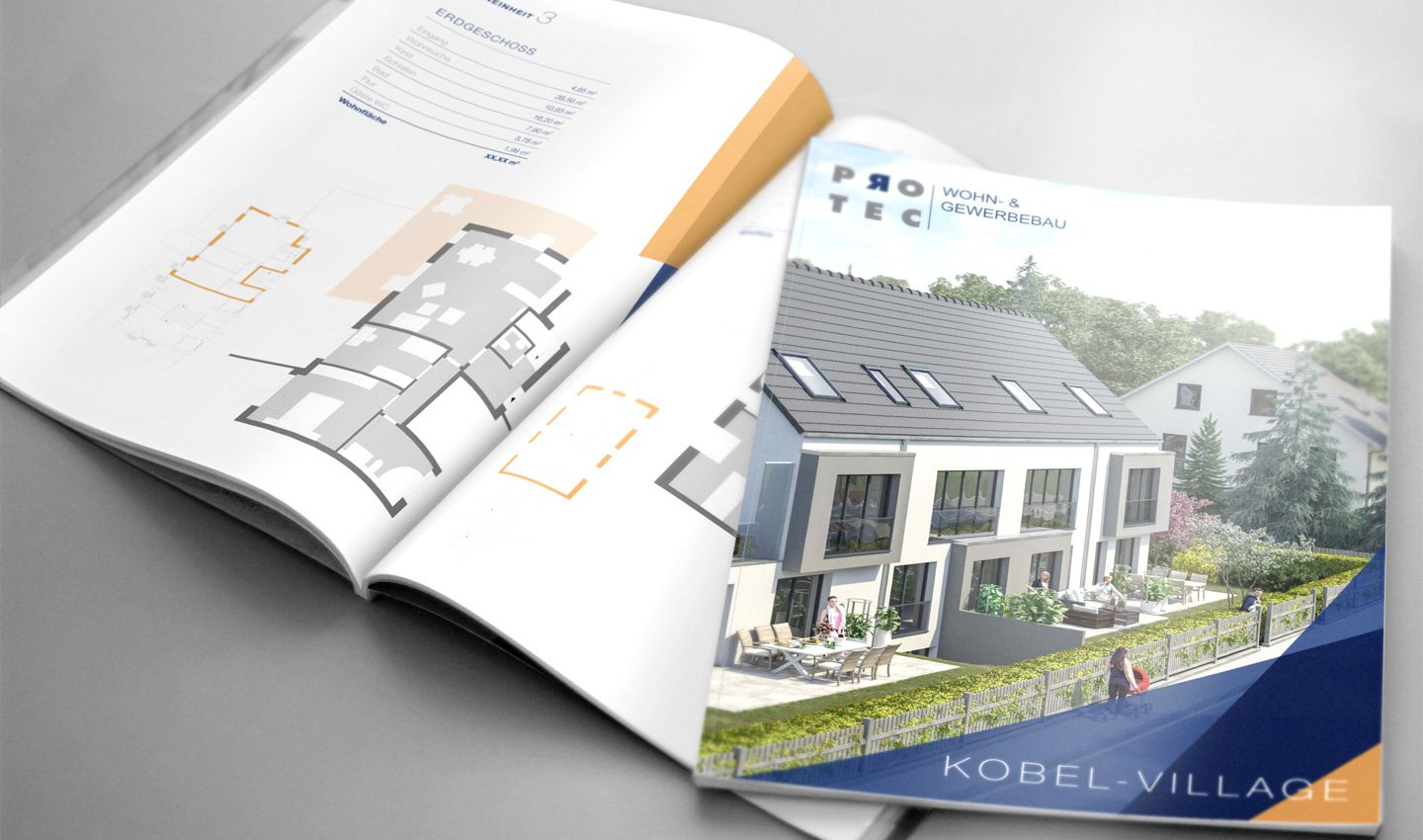 Kobel-Village Immobilienexpose  2019